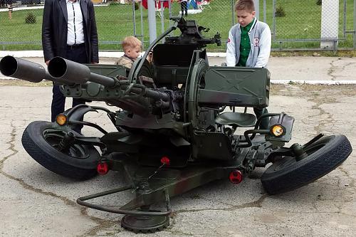 Нажмите на изображение для увеличения Название: 23-мм спаренная установка ЗУ-23-2.jpg Просмотров: 143 Размер:98.5 Кб ID:436