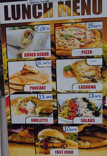 Нажмите на изображение для увеличения Название: Цены в кафе Аланьи.jpg Просмотров: 166 Размер:99.0 Кб ID:289