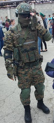 Нажмите на изображение для увеличения Название: Солдат РФ.jpg Просмотров: 177 Размер:104.5 Кб ID:434