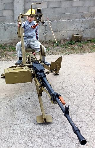 Нажмите на изображение для увеличения Название: Пулемет Утес НСВ-12.7.jpg Просмотров: 302 Размер:98.9 Кб ID:439