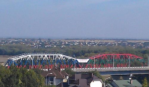 Нажмите на изображение для увеличения Название: Мост через Днестр в Бендерах.jpg Просмотров: 228 Размер:88.8 Кб ID:267