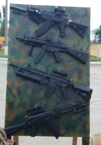 Нажмите на изображение для увеличения Название: Оружие солдат России.jpg Просмотров: 178 Размер:77.1 Кб ID:433