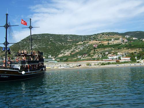 Нажмите на изображение для увеличения Название: Берег Турции - Аланья.jpg Просмотров: 165 Размер:96.6 Кб ID:277