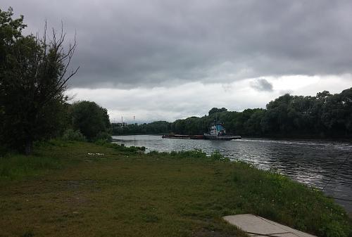 Нажмите на изображение для увеличения Название: Берег реки в Коломне.jpg Просмотров: 320 Размер:94.4 Кб ID:456